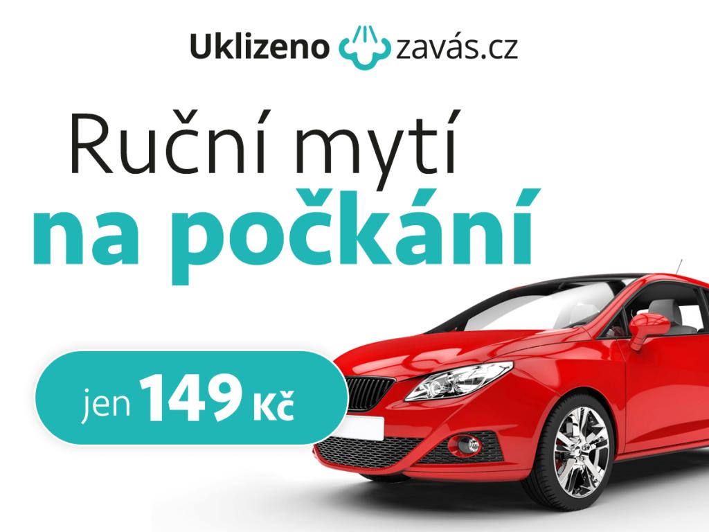 ruční mytí automobilů Plzeň