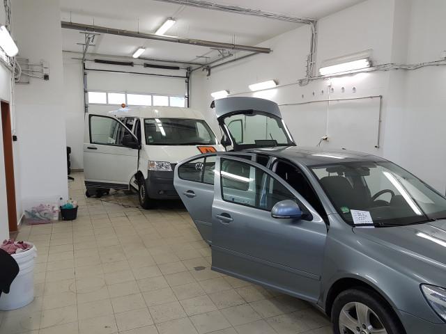 čištění automobilů Plzeň