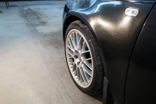 Do garáže nám majitel věřil AUDI A6 na kompletní renovaci laku.